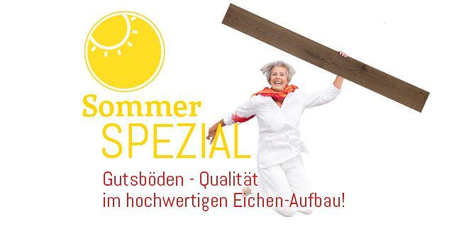 Sommer Spezial Aktion Gutsboden